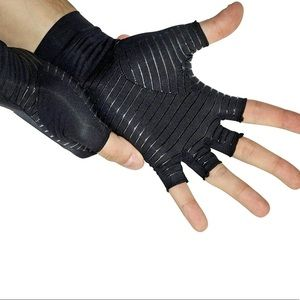 Other - NRFP Copper Infused Compression Therapy Gloves Med